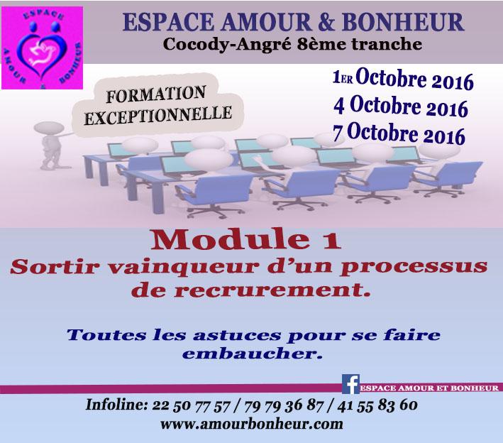 Formation exceptionnelle pour booster votre employabilite for Publication exceptionnelle
